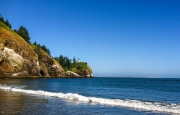 Cape Disappointment - I was feeling anything but...