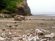 Cape Disappointment - where Lewis and Clark ended their expedition