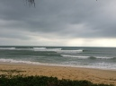 Waves at Riyue Bay